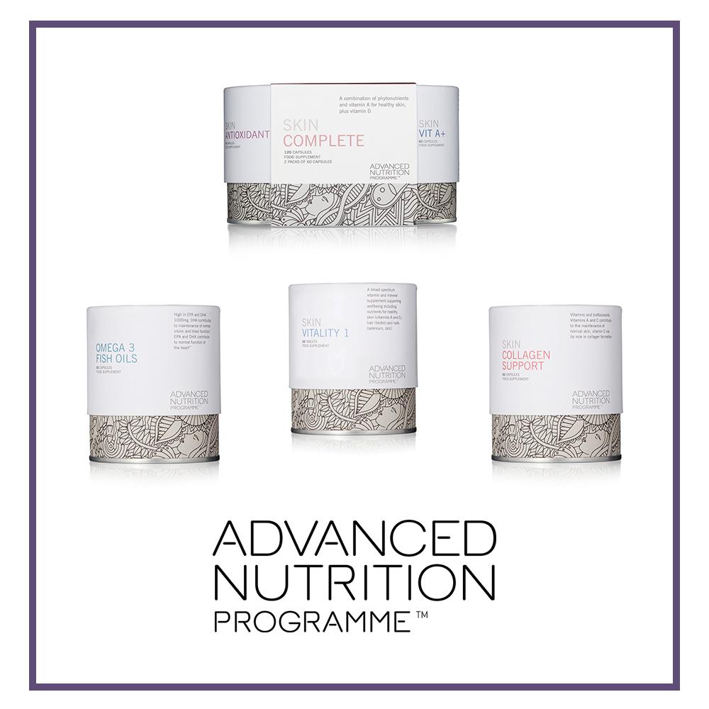 Advanced Nutrition Programme Stockists