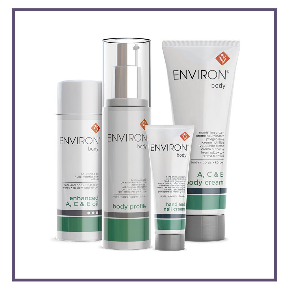 Environ Body Range Client - Glam Beauty Salon