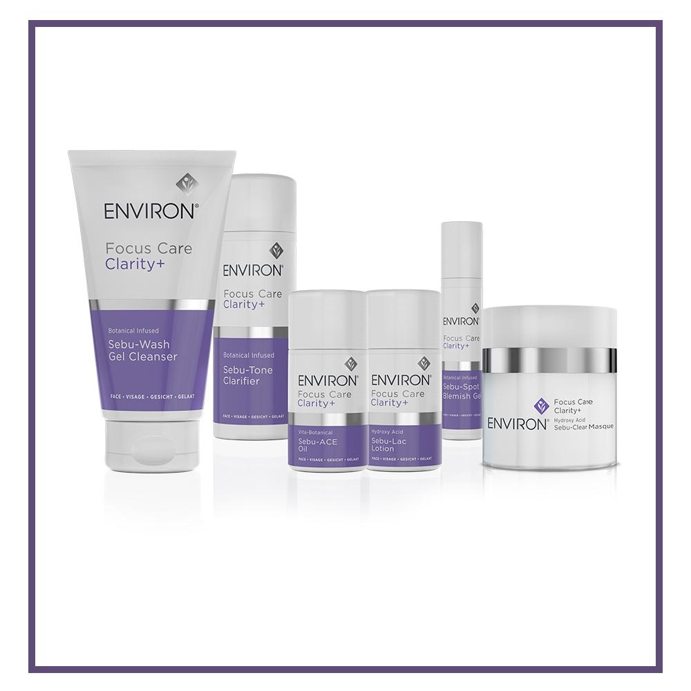 Environ Care Clarity+ Range Client - Glam Beauty Salon