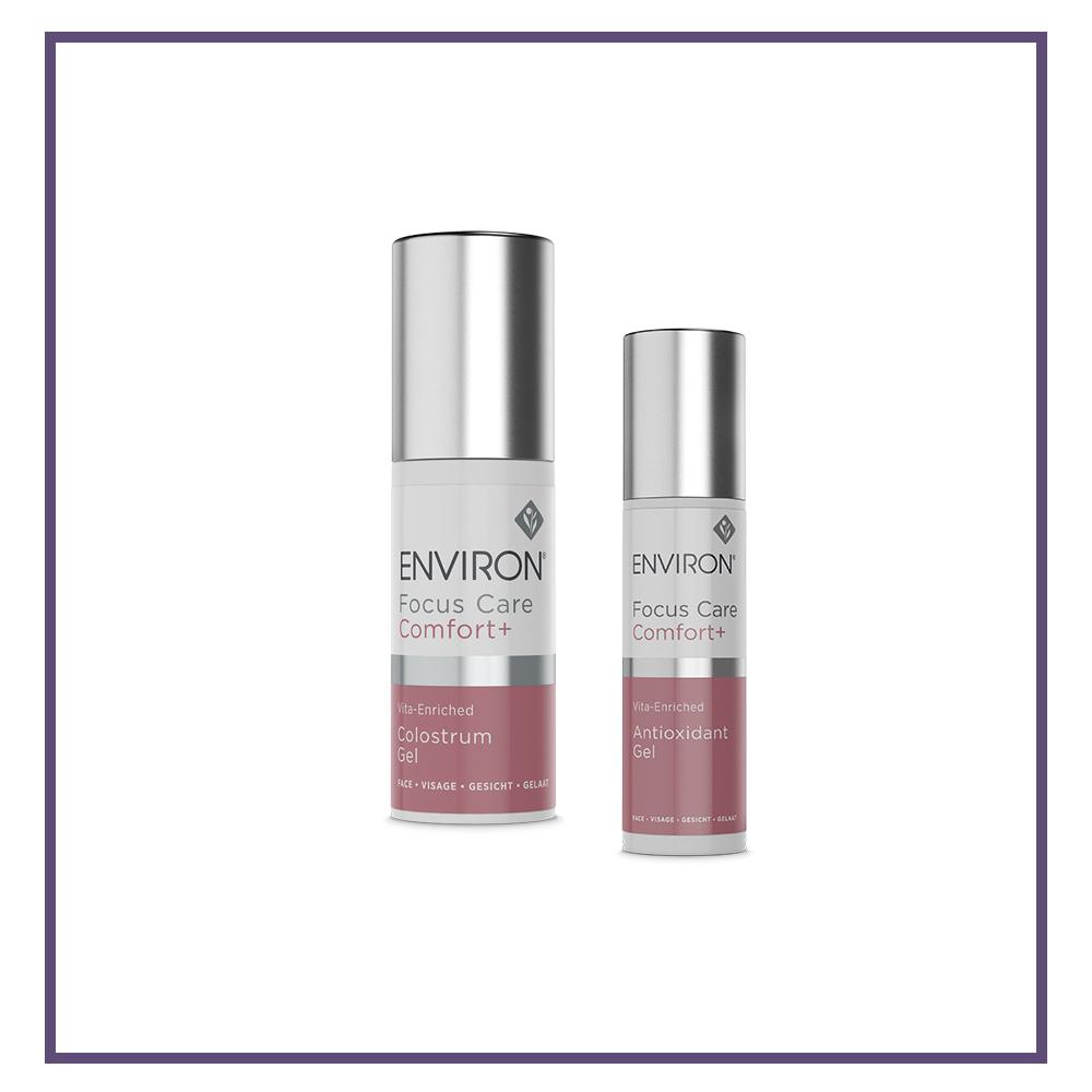 Environ Focus Care Comfort Range - Glam Beauty Salon