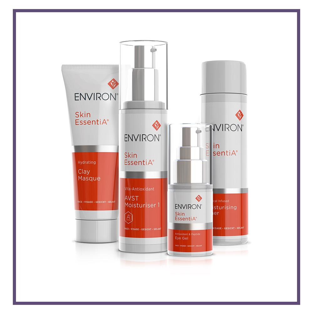Environ Client Skin Essentia Range - Glam Beauty Salon