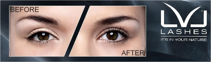LVL Lashes - Glam Beauty Salon
