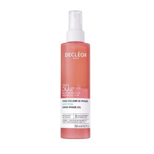 Aloe Vera Sun Bi-Phase Oil SPF 30 - Glam Beauty Salon