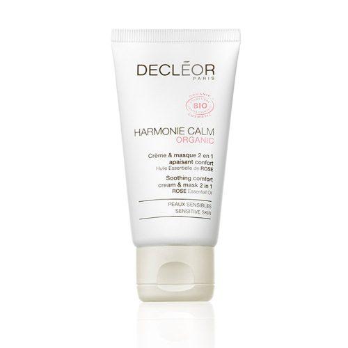 Organic Harmonie Calm Soothing Comfort 2 in 1 Cream & Mask - Glam Beauty Salon