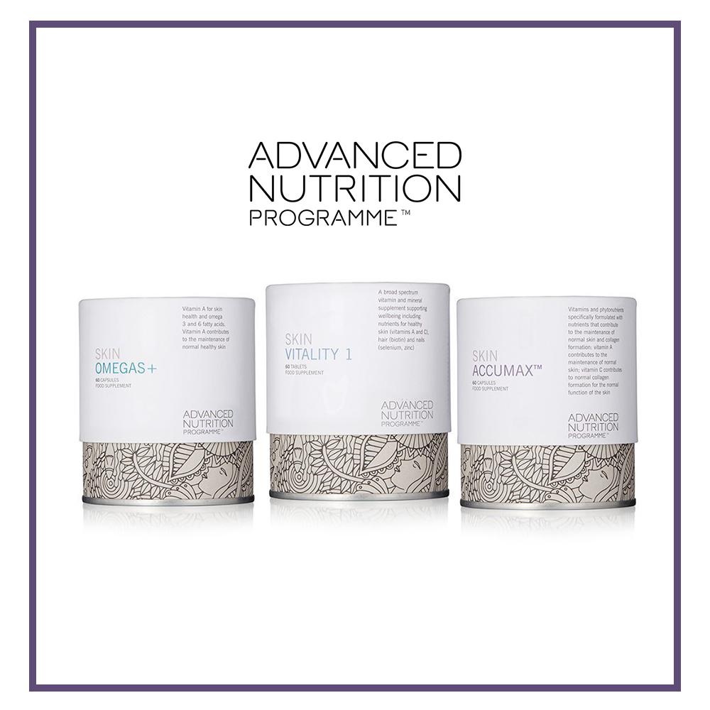 Advanced Nutrition Programme Skin Range - Glam Beauty Salon