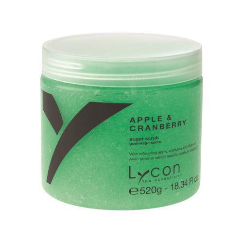 Lycon Apple & Cranberry Scrub - Glam Beauty Salon
