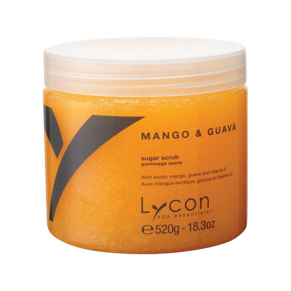 Lycon Mango & Guava Scrub - Glam Beauty Salon