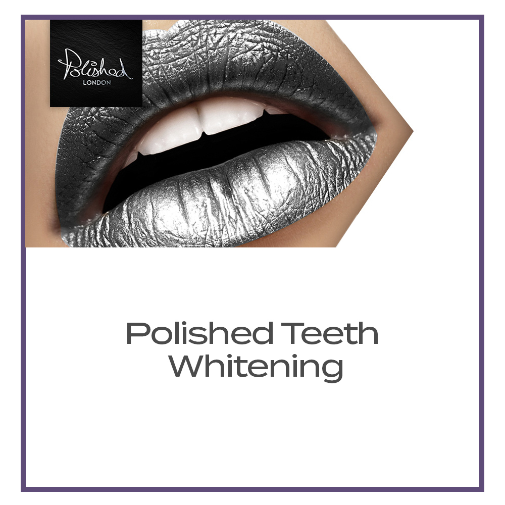 Polished Teeth Whitening - Glam Beauty Salon