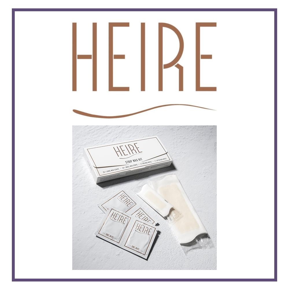 Heire Wax Stockists - Glam Beauty Salon