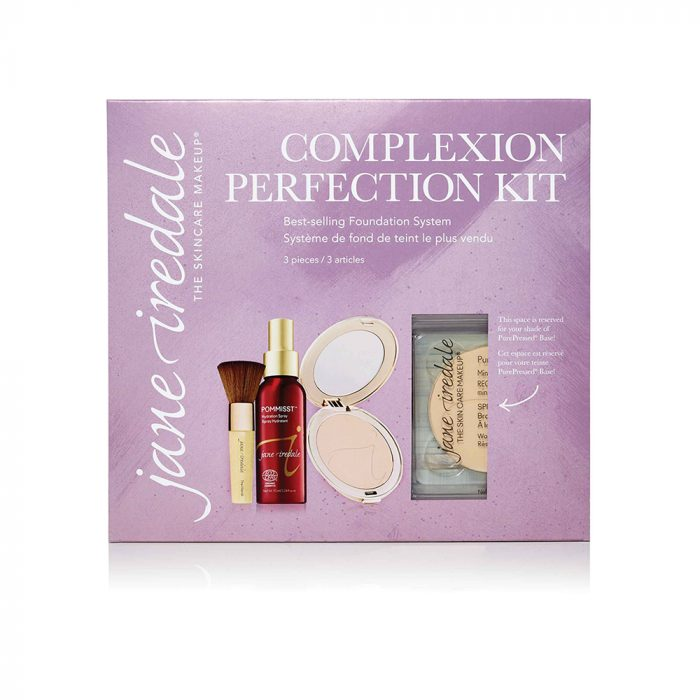 Jane Iredale Complexion Perfection Kit - Glam Beauty