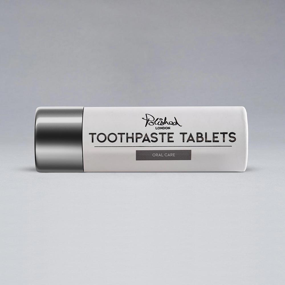 -olished Toothpaste Tablets - Glam Beauty Salon