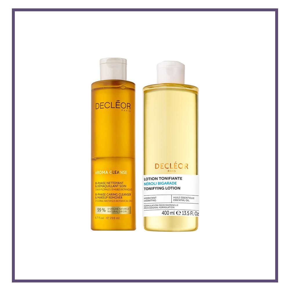 Decléor Cleansers & Exfoliators Range - Glam Beauty Salon