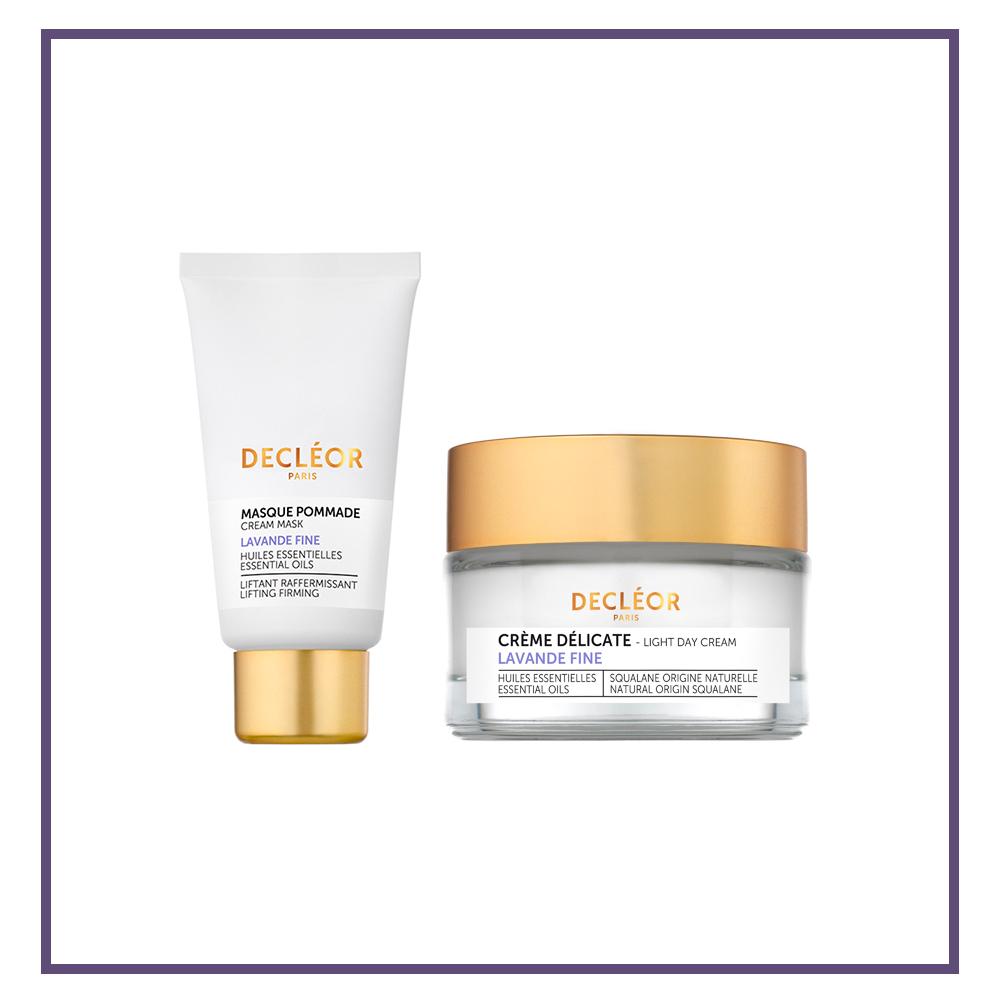 Decleor Lavender Fine Range - Glam Beauty Salon