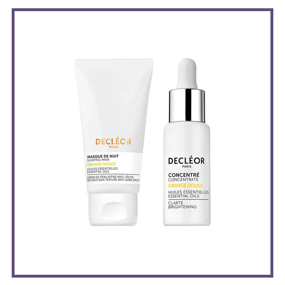 Decleor Sweet Orange Range - Glam Beauty Salon
