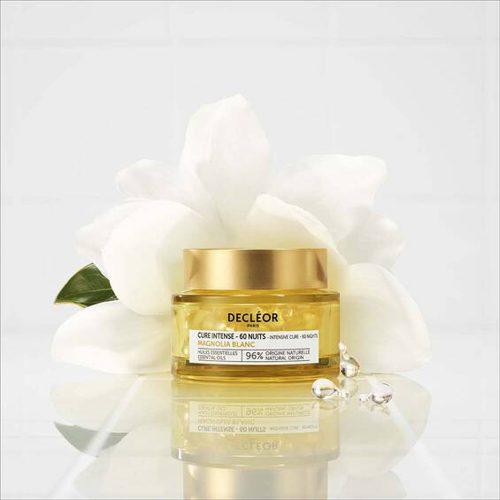 White Magnolia Anti-Ageing intensive Cure - Glam Beauty Salon