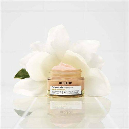 White Magnolia Anti-Ageing Rosy Cream - Glam Beauty Salon