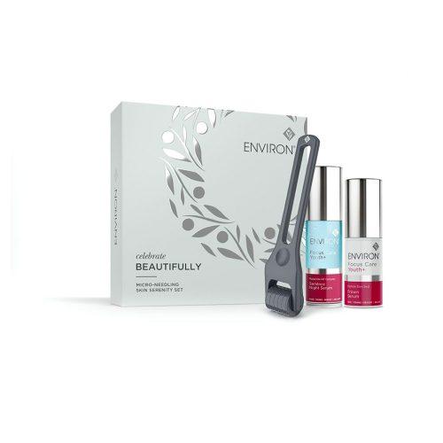 Micro-Needling Skin Serenity Set - Glam Beauty Salon